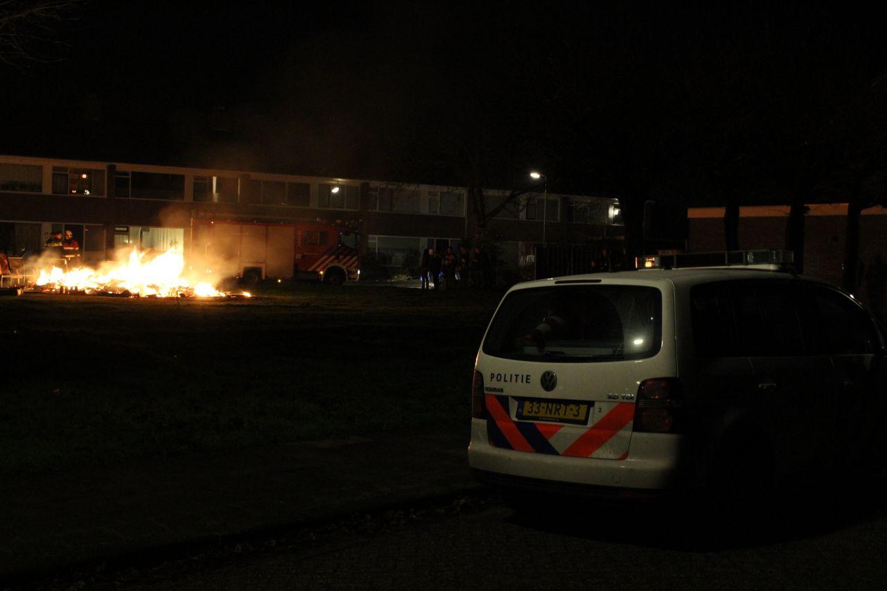 Incidenten oud en nieuw Zuid-Oost Friesland *Update 3:45*