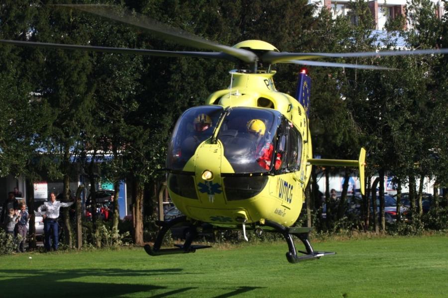 Traumahelikopter 20 jaar