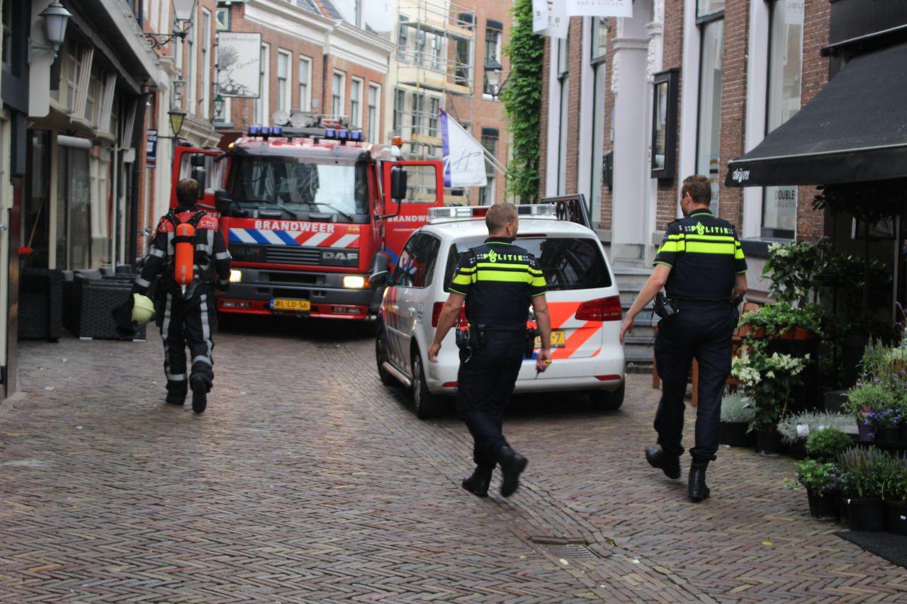 Kort nieuws: Brandjes in Leeuwarden
