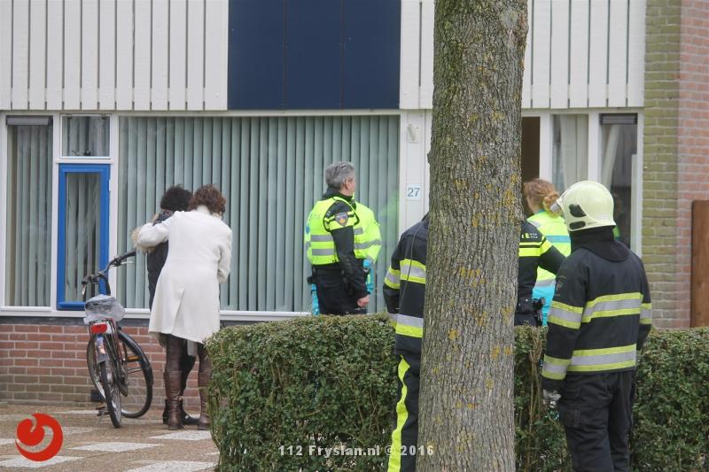 Hulpdiensten rukken uit voor koolmonoxide melding