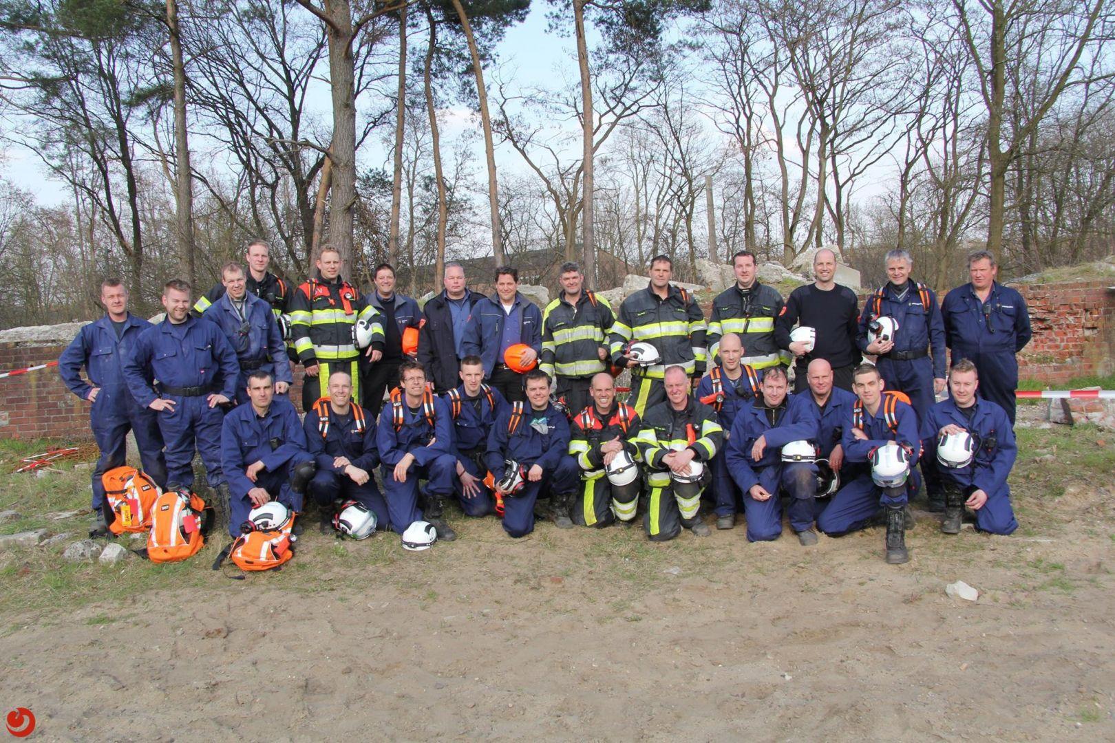 Nieuw specialistisch team brandweer van start