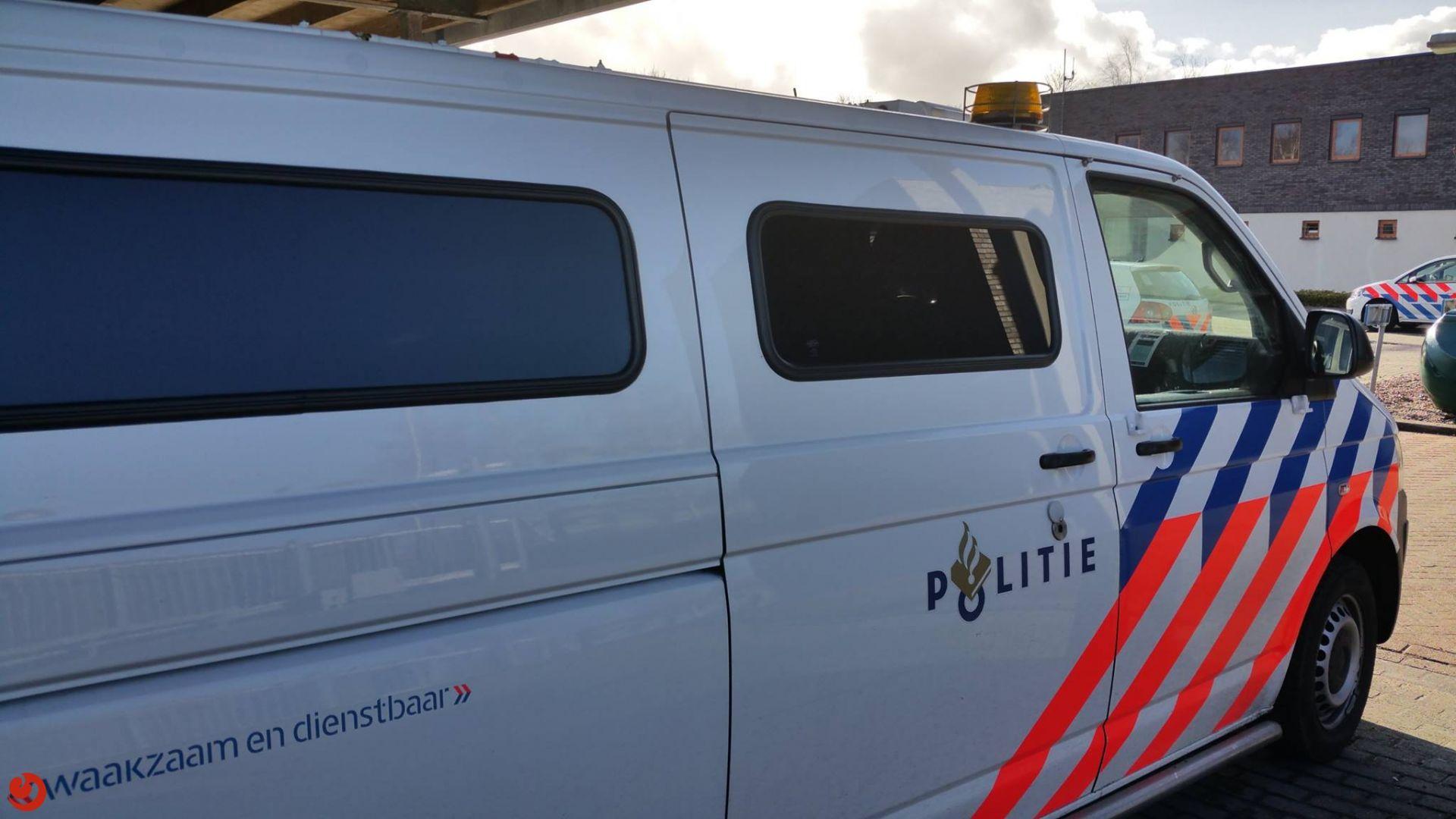 Politie zoekt betrokkenen bij ongeval