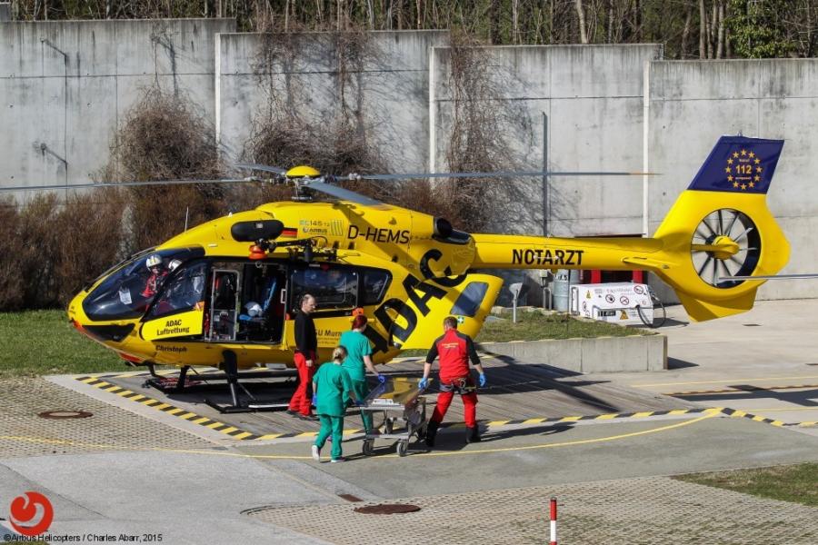 Ambulanceheli voor waddeneilanden start in november