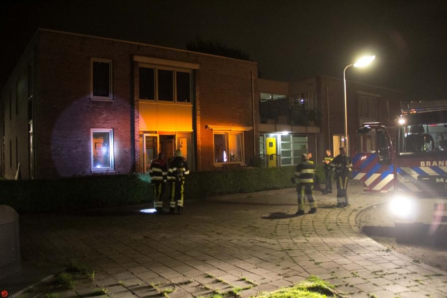 Hulpdiensten in actie voor pannetje op het vuur