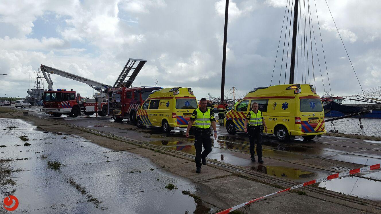 Drie Duitse toeristen omgekomen bij ongeval op boot