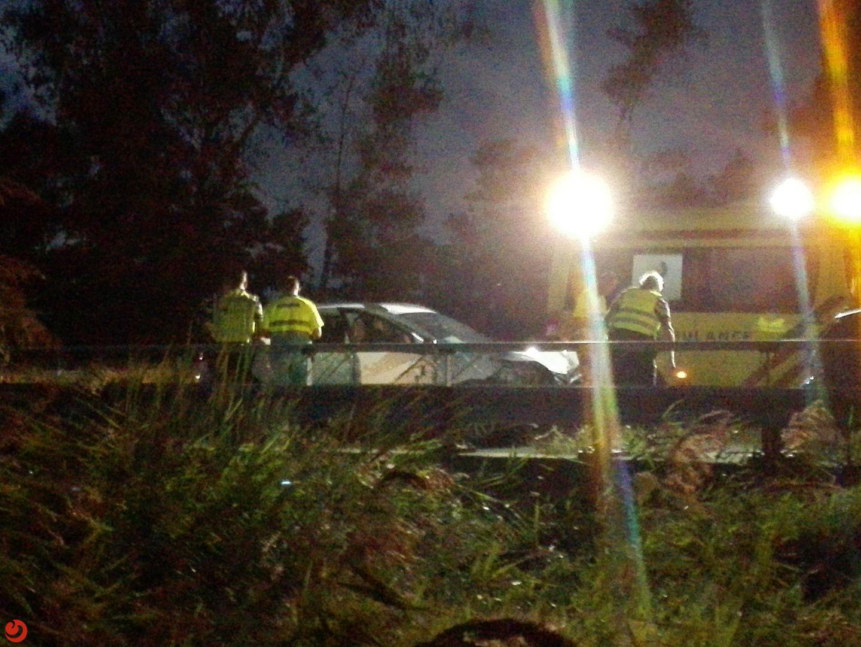 Gewonde bij ongeval A7 Bolsward