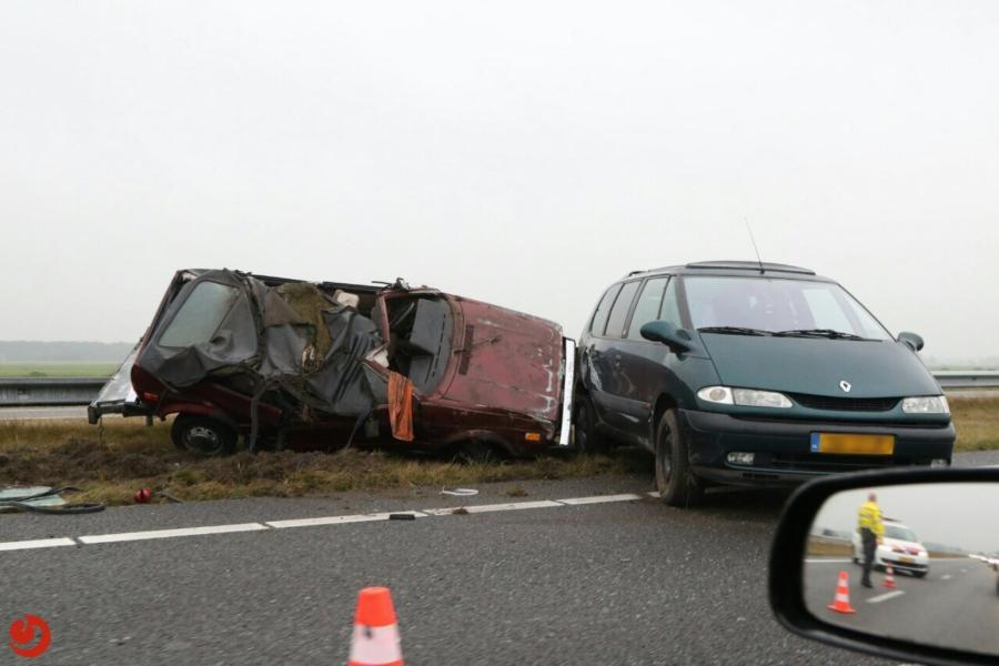 Ongevallen op snelwegen