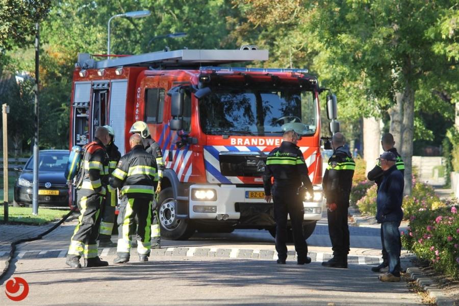 Vier woningen ontruimd wegens gaslekkage