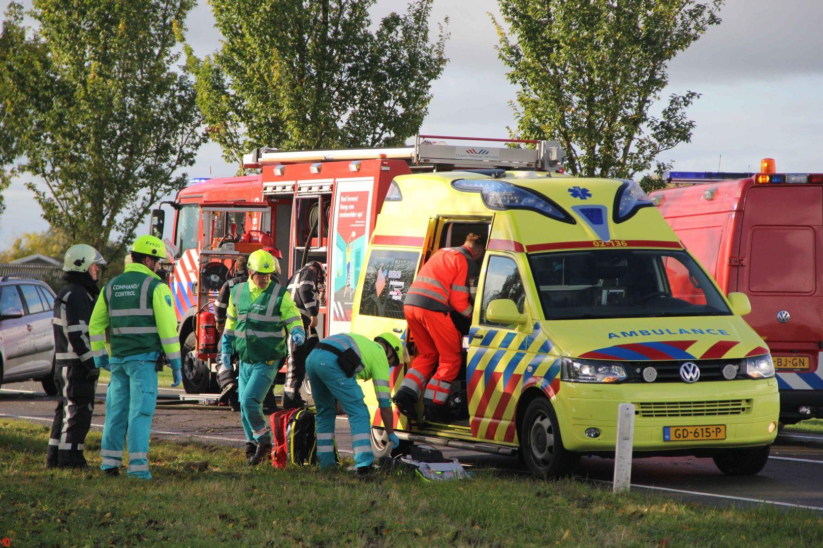 Provincie neemt maatregelen N354 na vele ongevallen