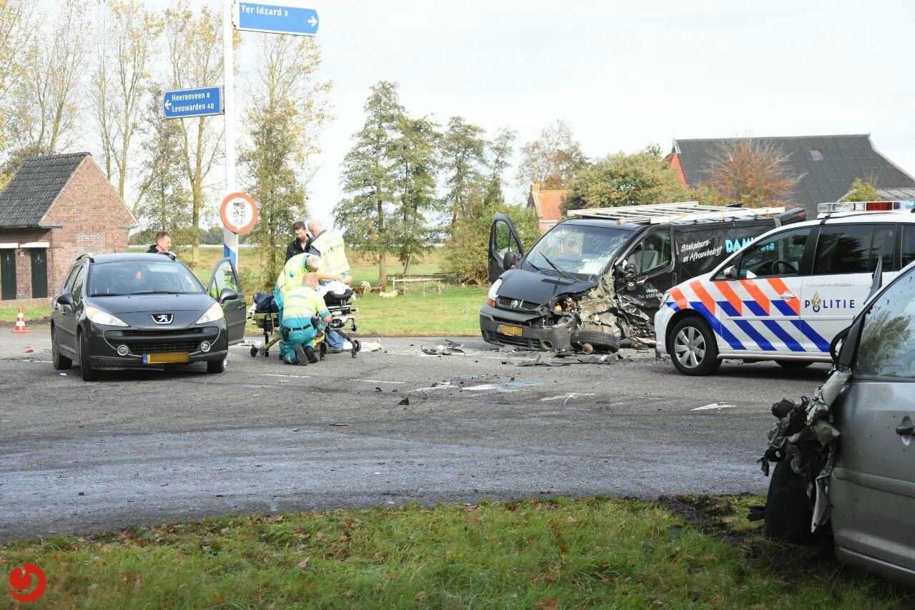 Grote schade door foute verkeershandeling
