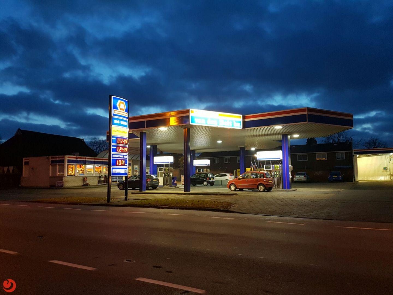Overval op tankstation: dader aangehouden