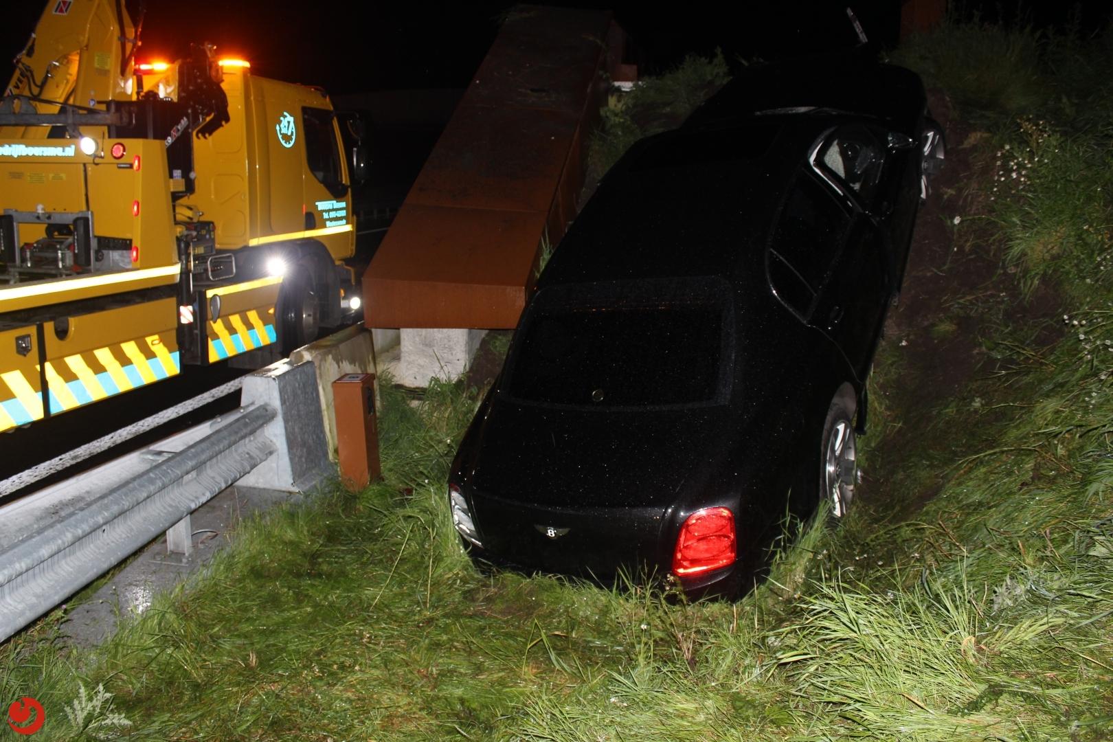 Meerdere personen gewond bij éénzijdig ongeval