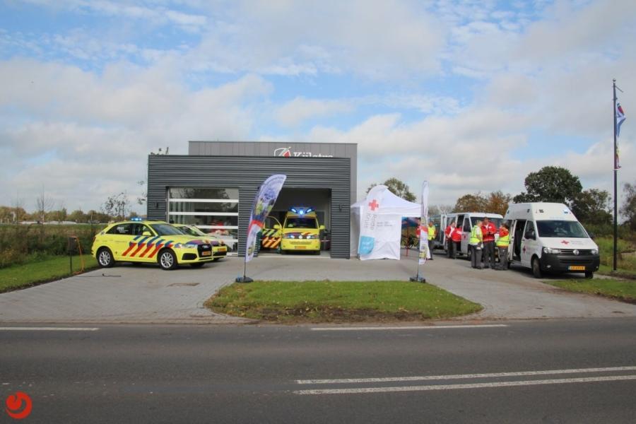 Ambulancepost Hurdegaryp officieel geopend