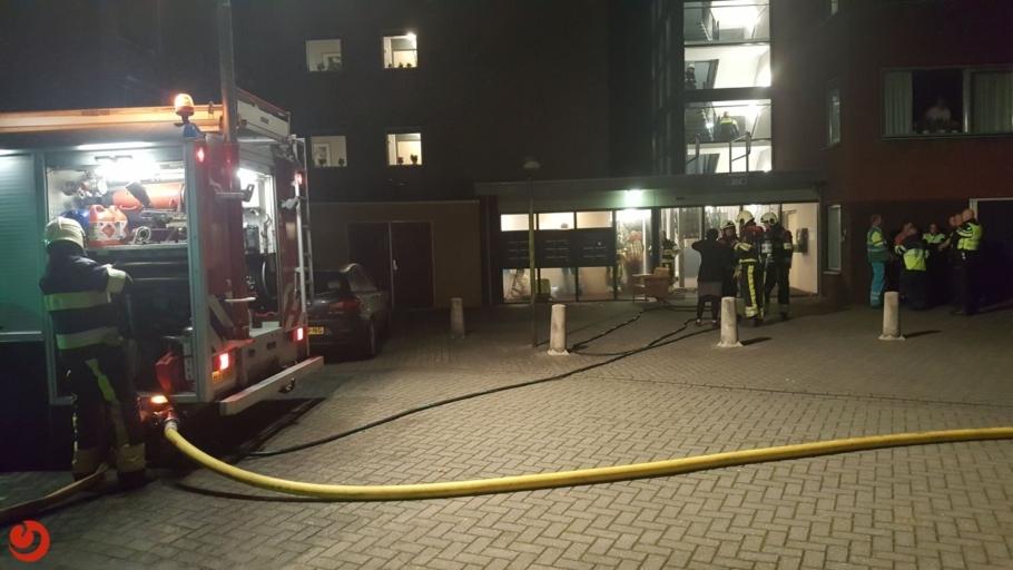 Brand in aanleunwoning zorgcentrum Het Bildt