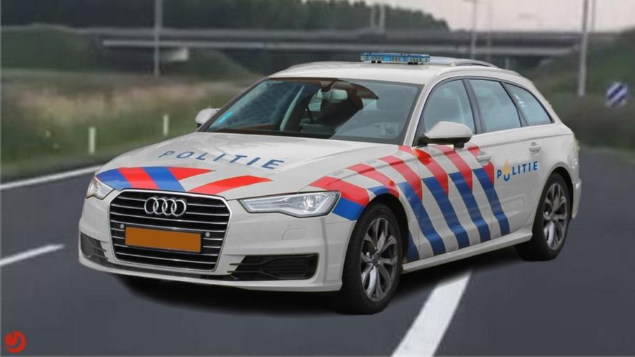 Audi A6 wordt nieuwe snelle politiewagen