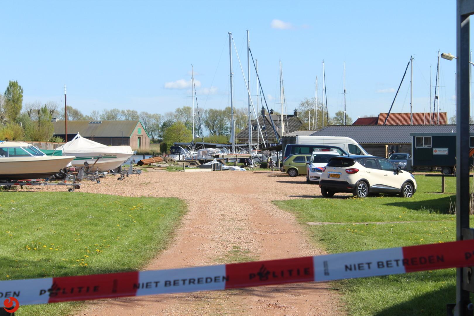 Lichaam vermiste Dénis gevonden in Van Harinxmakanaal