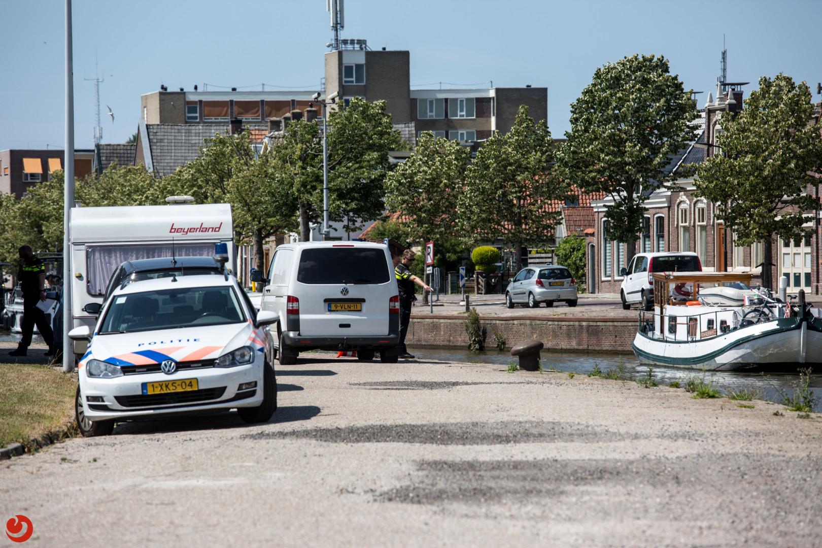 Overleden persoon aangetroffen in Franeker – Update