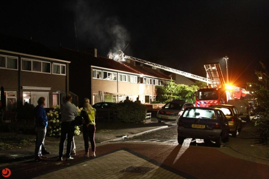 Twee doden bij woningbrand