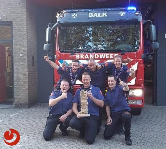 Brandweer Balk