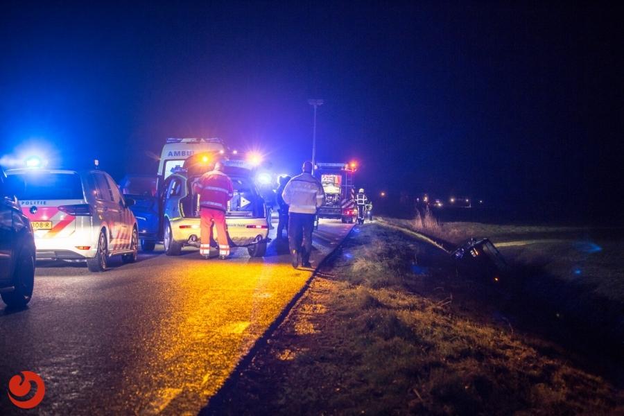 Ernstig verkeersongeval nabij Britswert