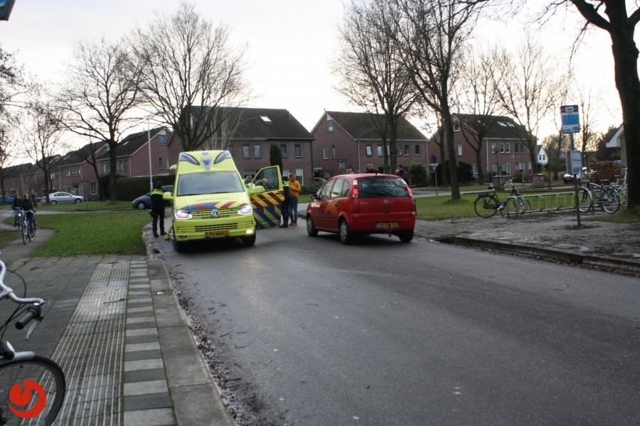 Voetganger ernstig gewond na aanrijding