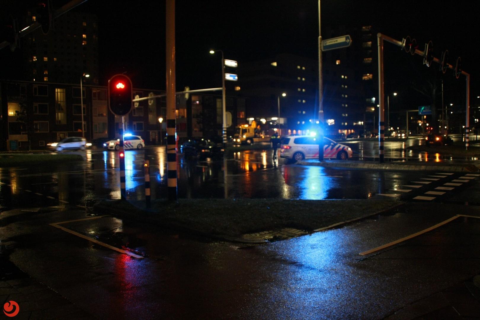 Ongeval op Aldlânsdyk; geen gewonden