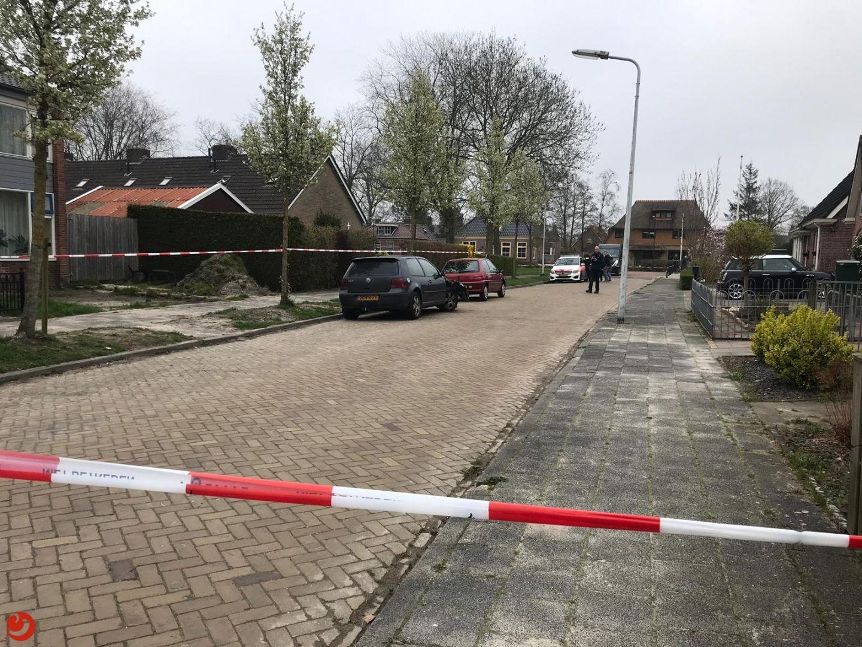 Auto opgeblazen in Kootstertille