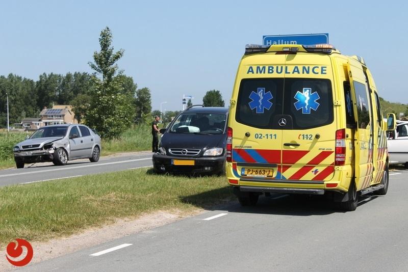 Persoon gewond bij ongeval op provinciale weg