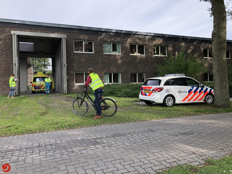 Gewonde bij brand in Trajectum complex