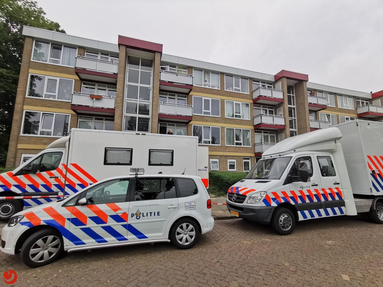 Team grootschalige opsporing opgestart in zaak overleden persoon