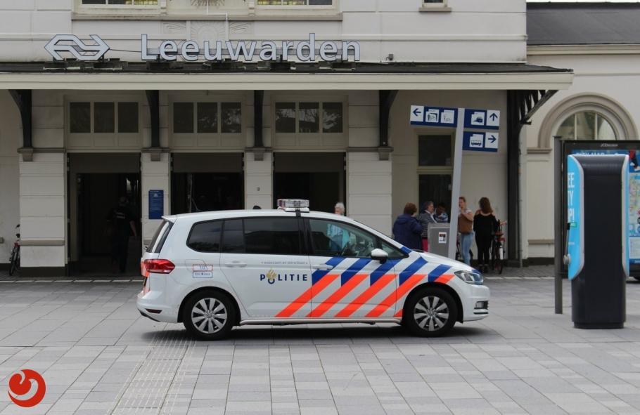 Man aangehouden voor poging tot overval NS station