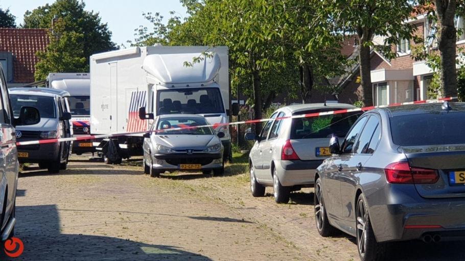 Twee overleden personen gevonden in woning