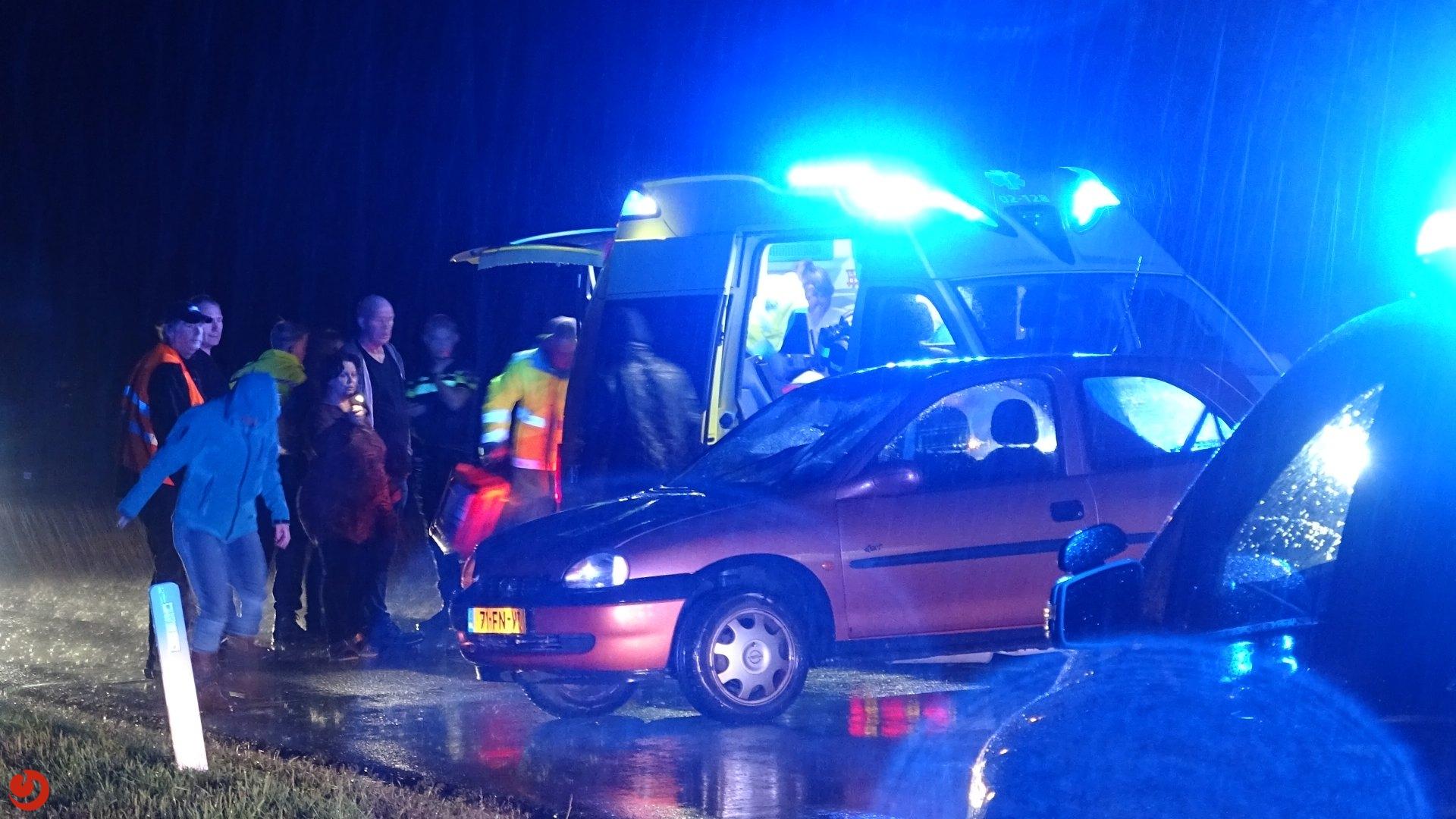 Voetganger ernstig gewond na aanrijding N380