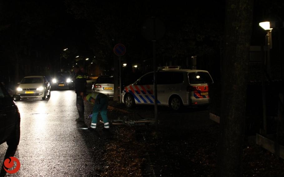 Meisje op fiets gewond na aanrijding