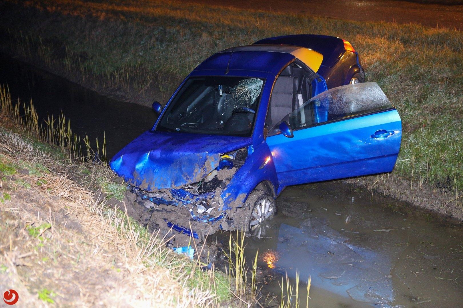 Persoon gewond na ongeval