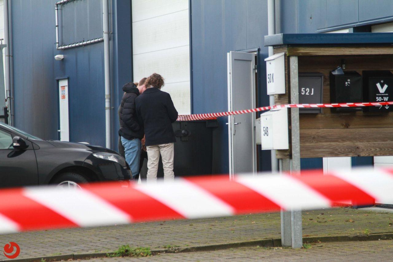 Politie ontmantelt drugslab op De Hemrik
