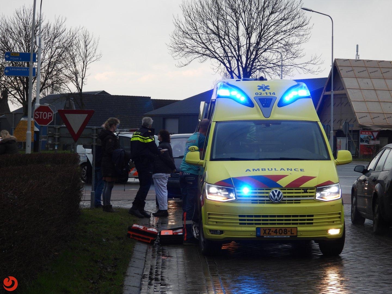 Fietsster op e-bike ernstig gewond bij ongeval