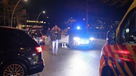 Tien verdachten aangehouden bij meerdere invallen politie