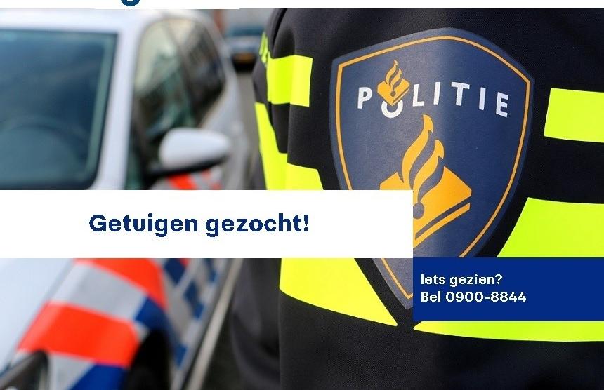 Politie doet onderzoek naar straatroven