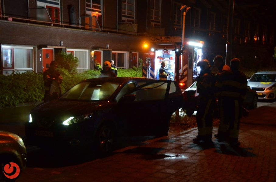 Schade aan auto door brandstichting