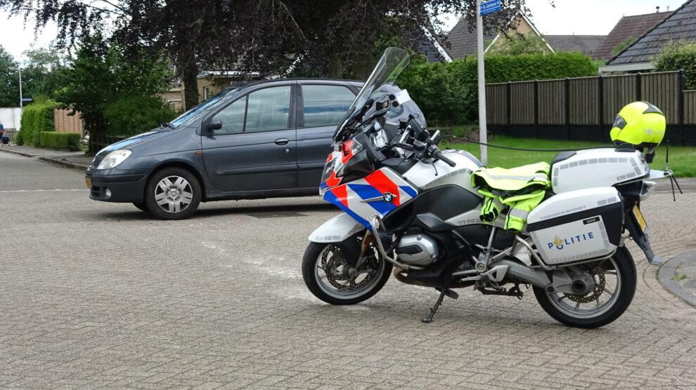 Scooterbestuurder aangehouden na ongeval