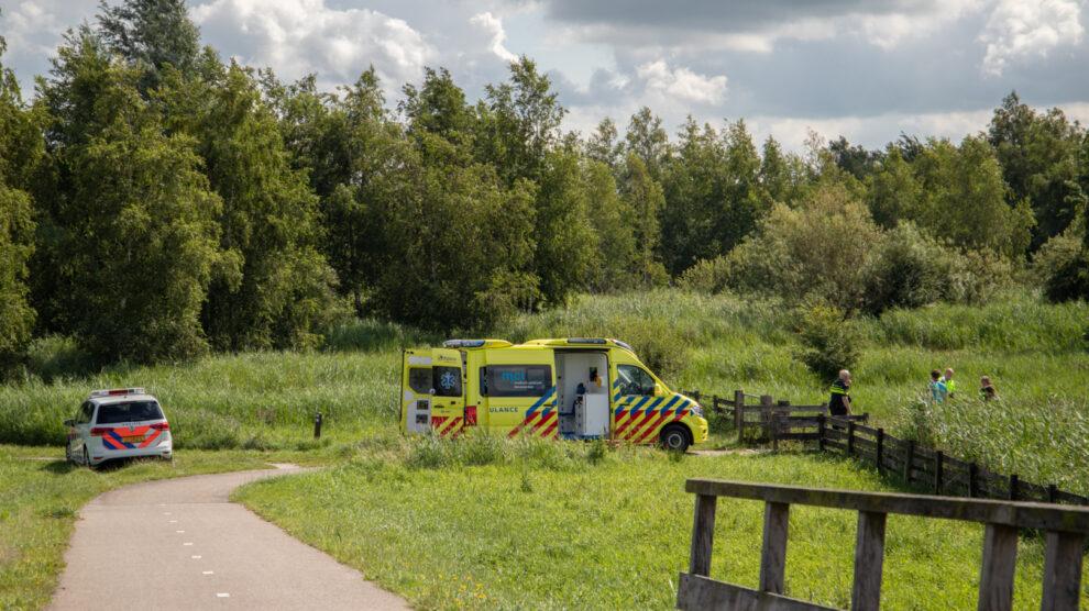 Traumahelikopter ingezet bij gevallen skeeleraar