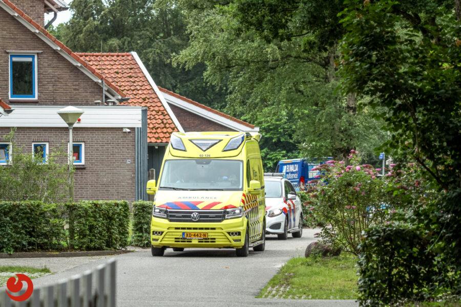 Jongen gewond bij brand in jeugdhulpinstelling