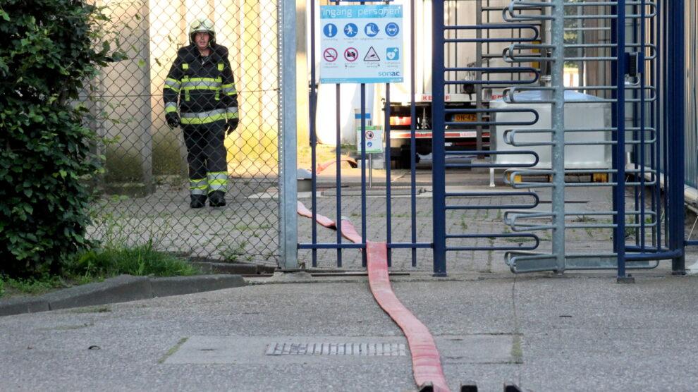 Broei in meelsilo bij Sonac zorgt voor inzet brandweer