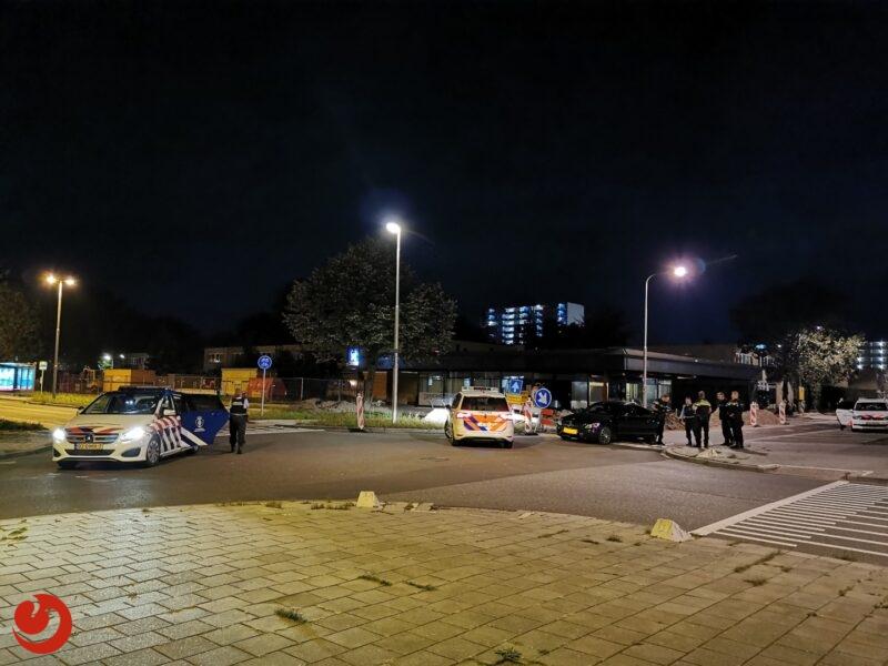 Mogelijk geschoten vanuit auto; twee Engelse verdachten aangehouden