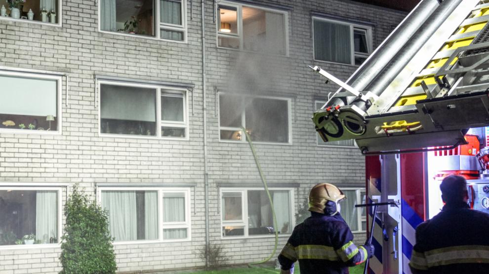 Keukenbrand in woonzorgcentrum