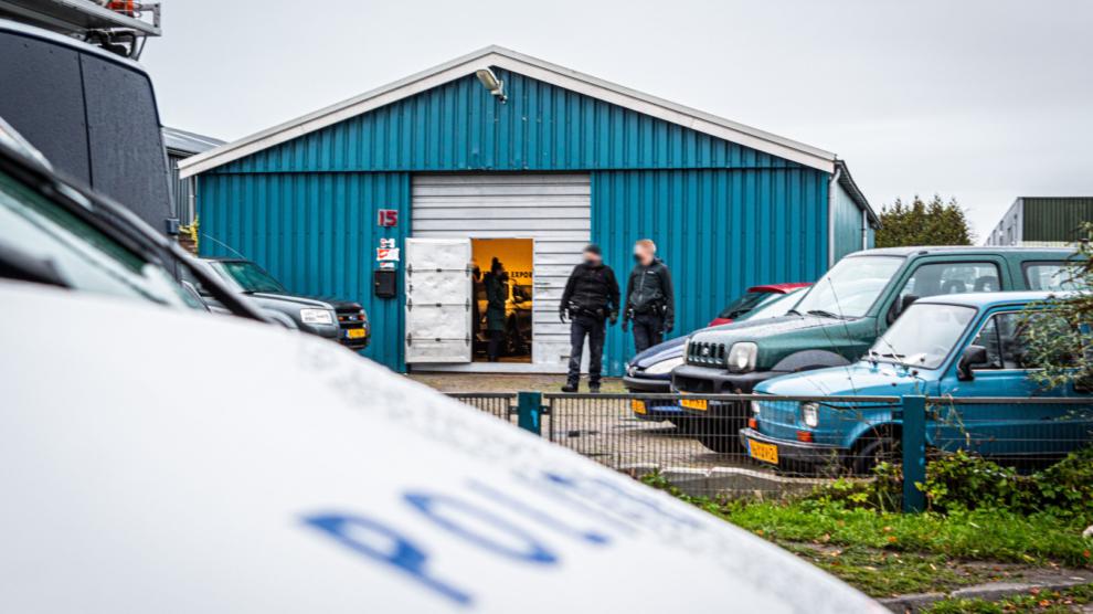 Zes aanhoudingen bij grote politieactie in Wolvega en Heerenveen