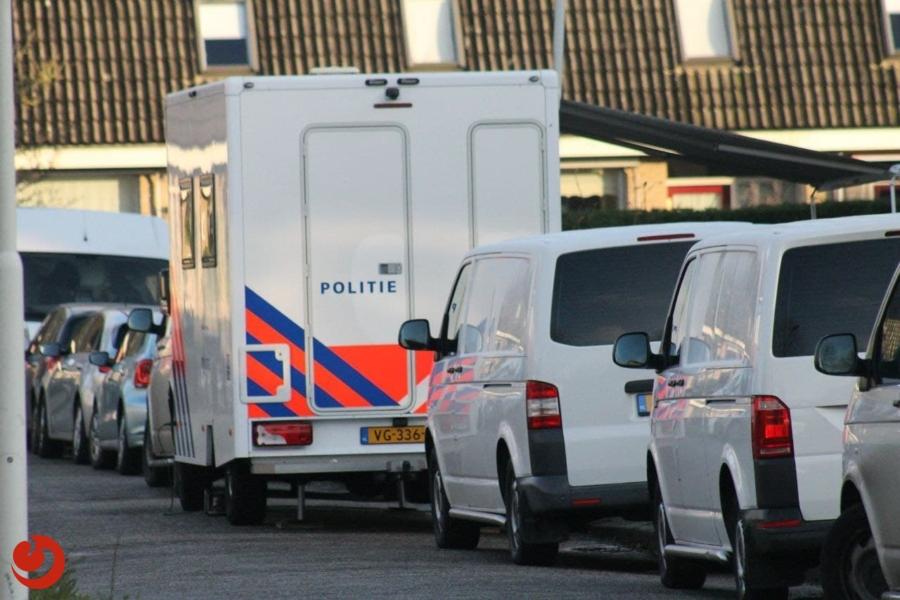 Groot politieonderzoek na aantreffen dode vrouw