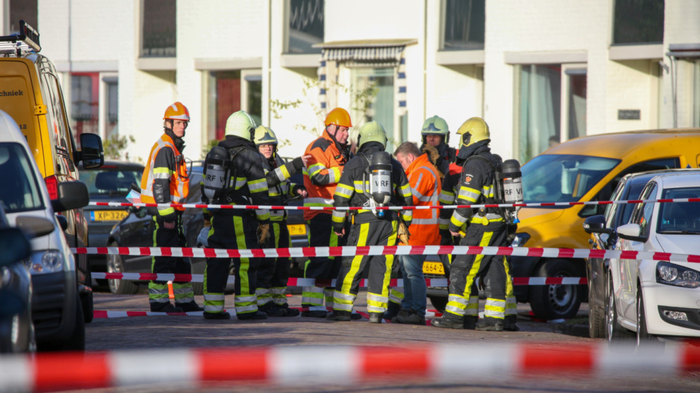 32 woningen ontruimd wegens gaslek