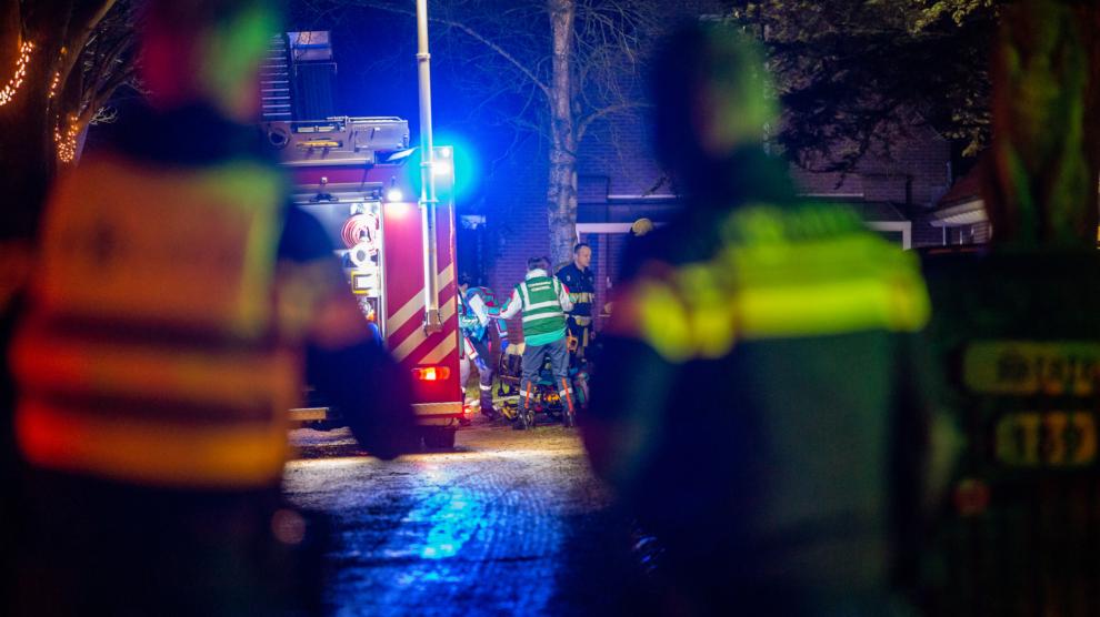 Personen gewond na brand in zorginstelling